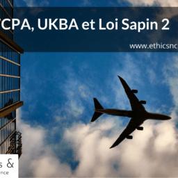 Airbus Sapin 2 UKBA FCPA