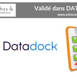Ethics & Compliance formation datadock