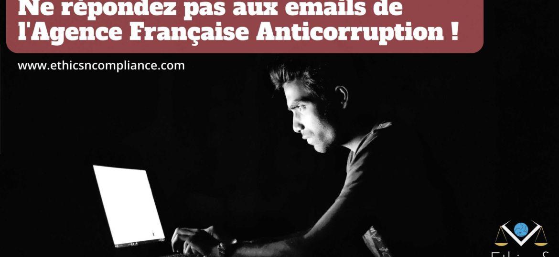 Fraude Agence Française Anticorruption AFA