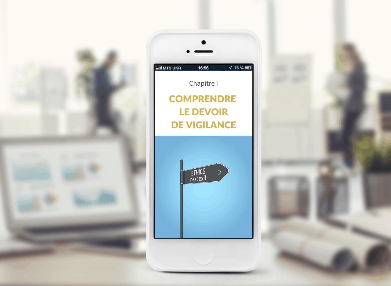 E-learning devoir de vigilance