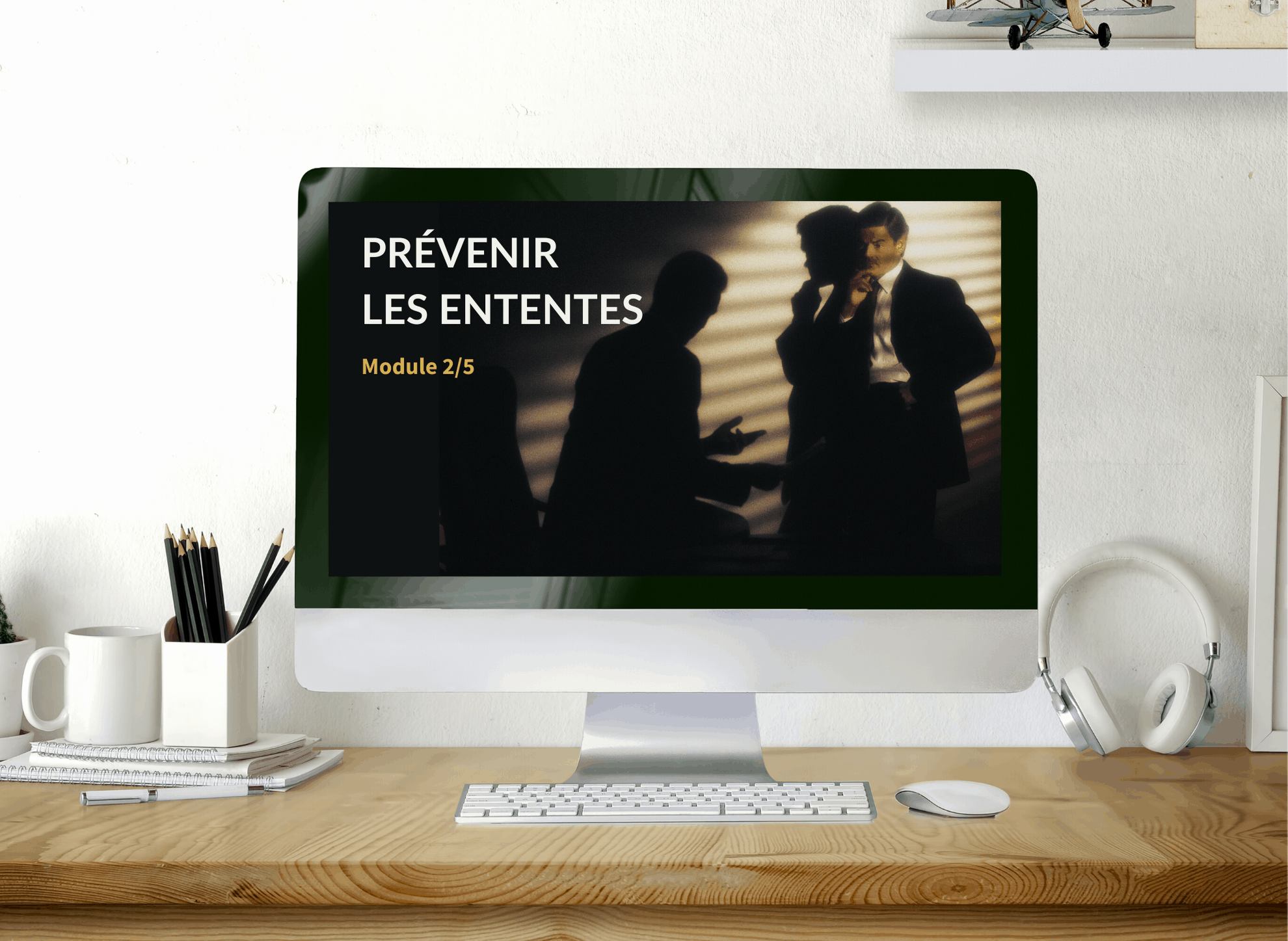 E-learning pratiques anticoncurrentielles