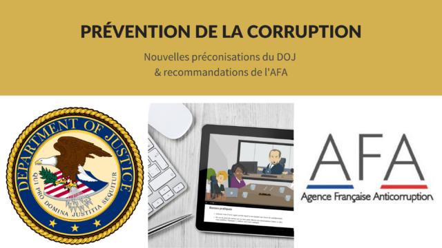 prévention de la corruption
